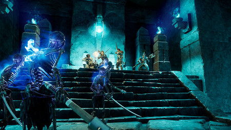 La transferencia de personajes entre servidores en New World llegará más tarde de lo esperado y no será posible hacerlo a diferentes regiones