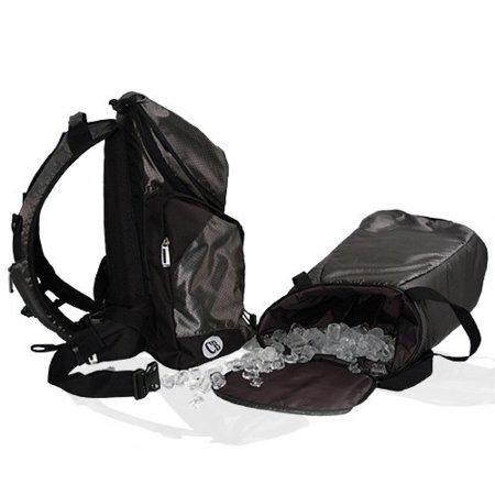 Una mochila nevera