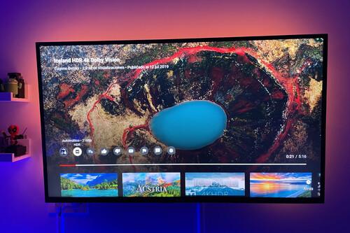 Trece canales de YouTube con los que acceder a contenido en 4K y 8K con HDR desde tu televisor
