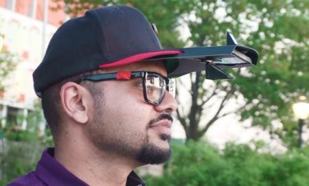 Hatrrick Wear nos trae un sistema de realidad aumentada por la gorra