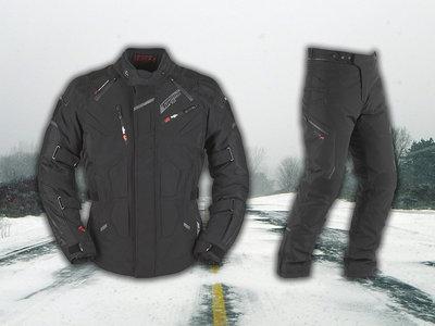 No es barato, pero el traje Furygan Cold Master es una de las mejores compras para el invierno