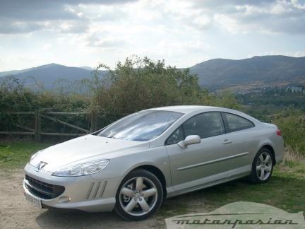 Prueba: Peugeot 407 Coupé V6 HDi (parte 1)