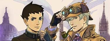 La genial idea de Capcom para evitar el copyright sobre Sherlock Holmes en la llegada de The Great Ace Attorney Chronicles a occidente