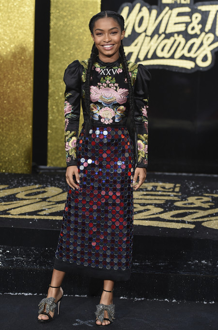 Yara Shahidi mtv movie awards 2017