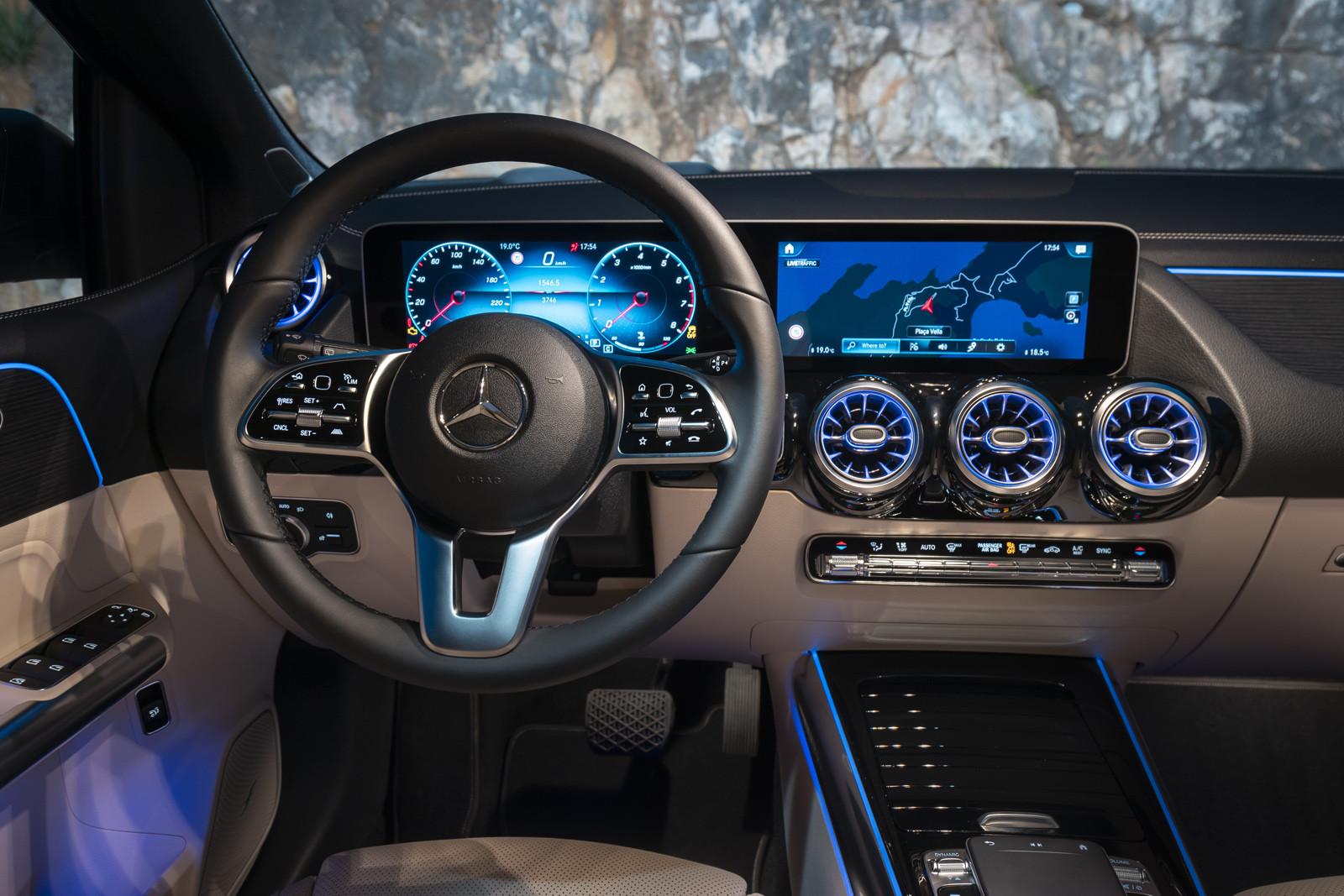 Foto de Mercedes-Benz Clase B 2019 (7/157)