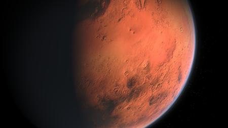 China es el segundo país que llega a Marte: la nave 'Tianwen-1' alcanzó la órbita del planeta rojo y aterrizará en mayo