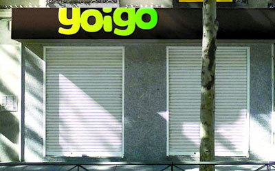 Yoigo establece tiendas propias en distribuidores de Orange