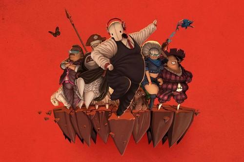 Análisis de Felix the Reaper: un retorcido juego de puzles en el que la muerte acaba importando menos que el baile