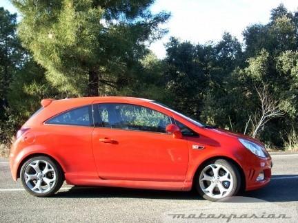Prueba: Opel Corsa OPC (parte 3)
