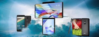 Aquellos maravillosos LG: los nueve móviles <strong>LG℗</strong> más innovadores y memorables de su historia (y algún extra)»>    </a>   </div> <div class=