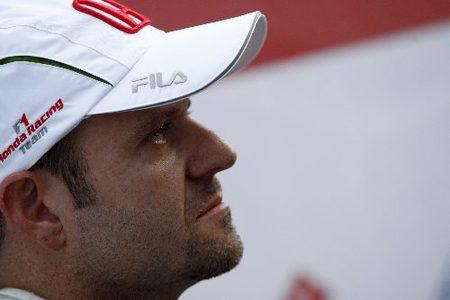 Rubens Barrichello vuelve a estar en el escaparate
