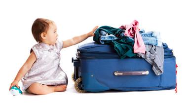 Viajar con bebés: Kit básico