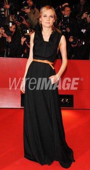 Diane Kruger en el festival de cine de Berlin