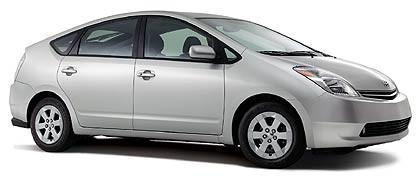 Prius Segunda Generación