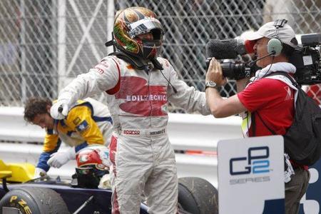 GP2 Series Mónaco: carrera perfecta y victoria de Davide Valsecchi