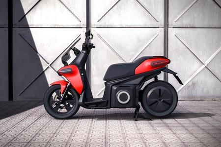 La primera moto eléctrica de SEAT tendrá 115 km de autonomía, 14,3 CV y llegará en 2020