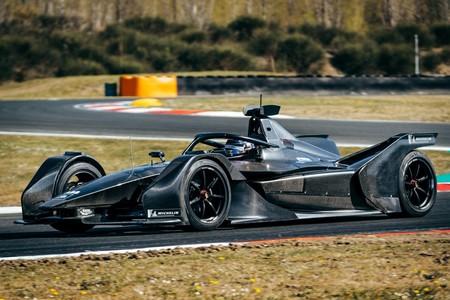 Mercedes Vandoorne Formulae
