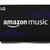 La música en alta definición llega a los televisores LG lanzados a partir de 2016 con Amazon Music HD