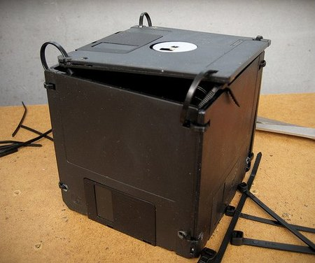 caja 2 diskettes