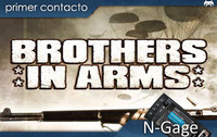Primer contacto: 'Brothers in Arms', para N-Gage