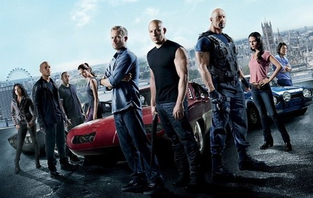 'Fast & Furious 6', frenético entretenimiento a toda velocidad