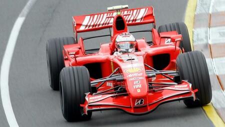 Raikkonen Australia F1 2007