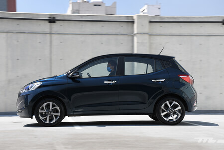 Hyundai Grand I10 Mexico Opiniones Prueba 9