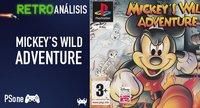 'Mickey's Wild Adventure' para Playstation. Retroanálisis