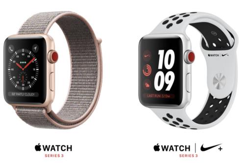 El Apple Watch LTE desembarcará en México, Brasil y otros países la semana que viene