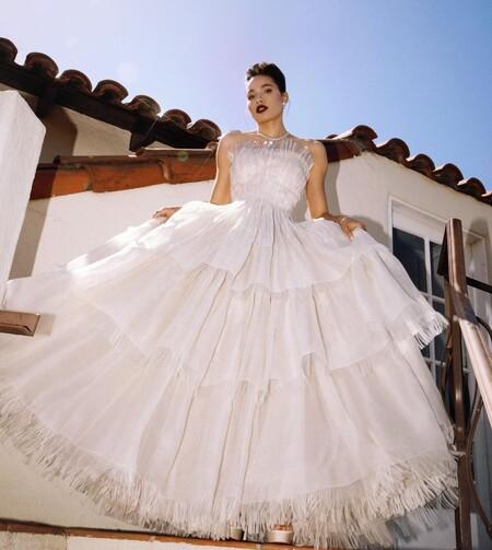 Jurnee Smollett De Christian Dior