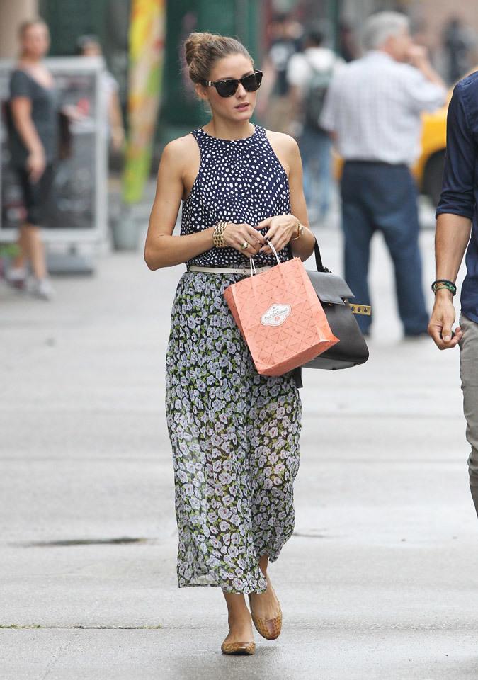 Foto de Top 5-1: Las famosas con mejor street style de 2013 (7/28)
