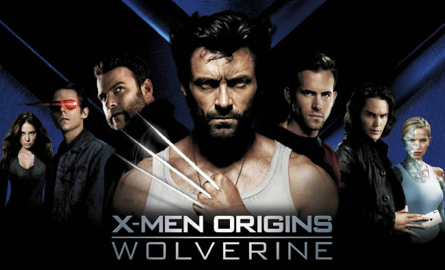 X Men Origenes Lobezno Poster
