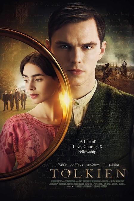 Cartel final de 'Tolkien'