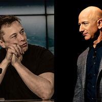SpaceX acusa a Amazon de obstruir los satélites de Starlink porque no pueden competir contra ellos