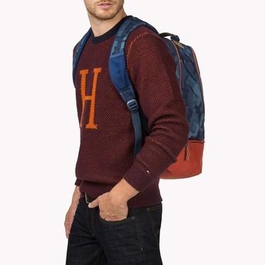 Las mochilas Camo de Tommy Hilfiger