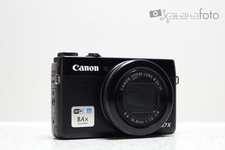 Canon PowerShot G7 X, análisis