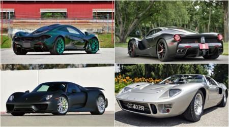 Si eres envidioso mejor no quieras saber qué coches van a la Subasta Mecum