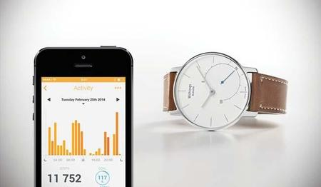 Whithings presenta un smartwatch con mucha clase