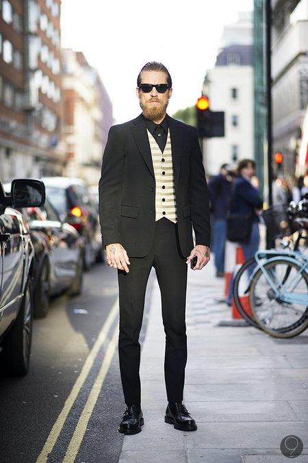 el mejor street style de la semana