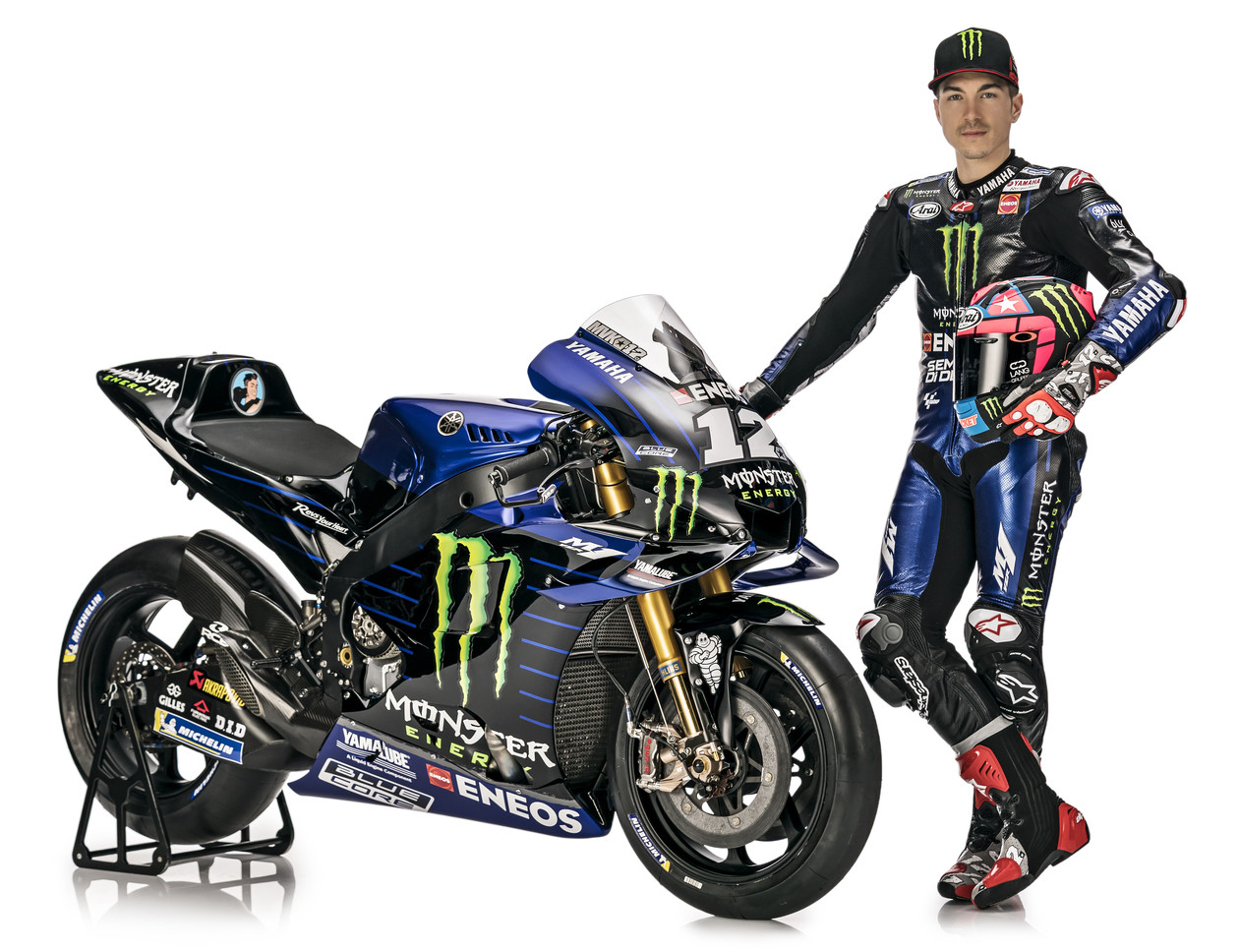 Foto de Monster Energy Yamaha MotoGP 2019 (28/65)