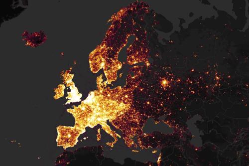Siete imágenes del nuevo Heatmap de Strava para descubrir los mejores lugares para hacer deporte del planeta