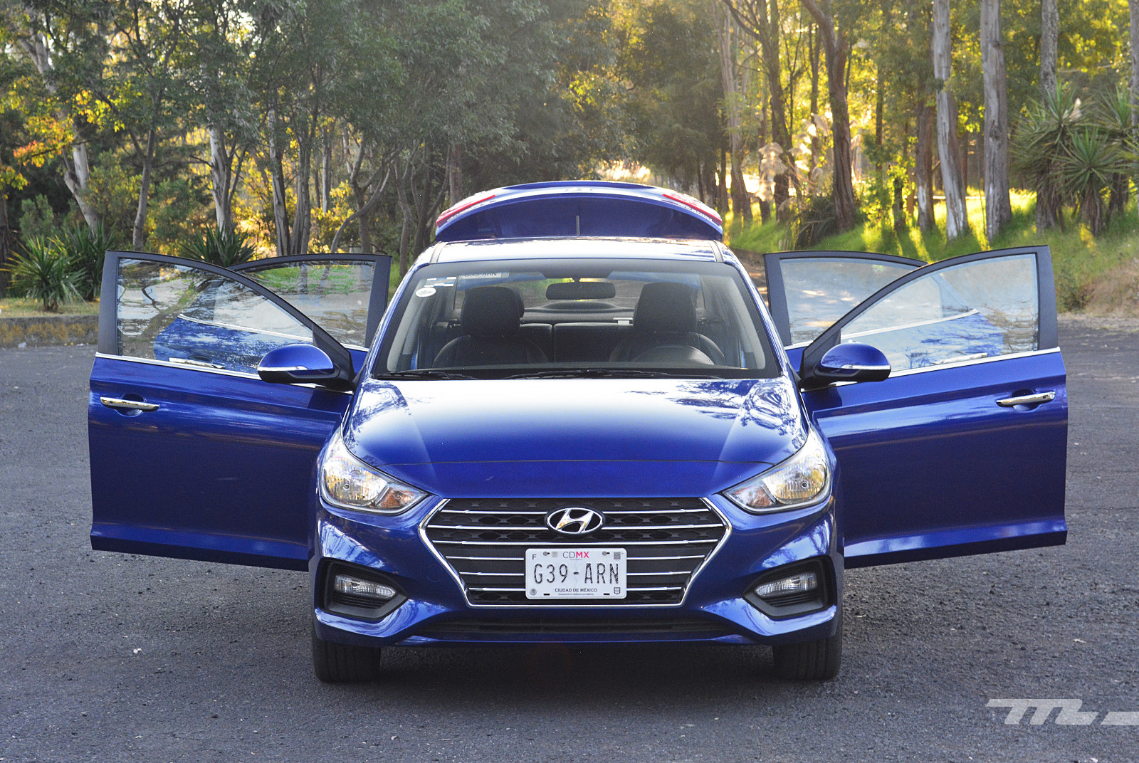 Foto de Hyundai Accent (prueba) (5/19)