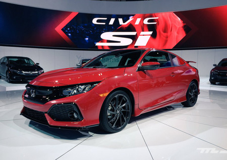 El futuro Honda Civic Si sería un 'sí a todo'... si no fuera porque se queda en Estados Unidos