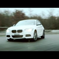 El BMW M135i y un villancico de infarto