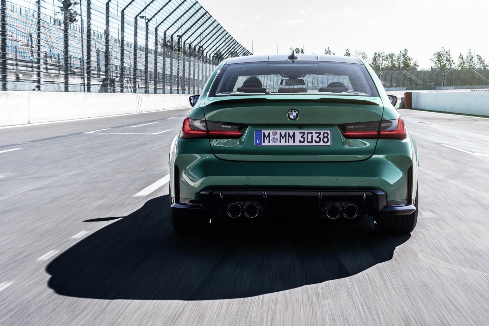 Foto de BMW M3 Competition 2021 (16/40)