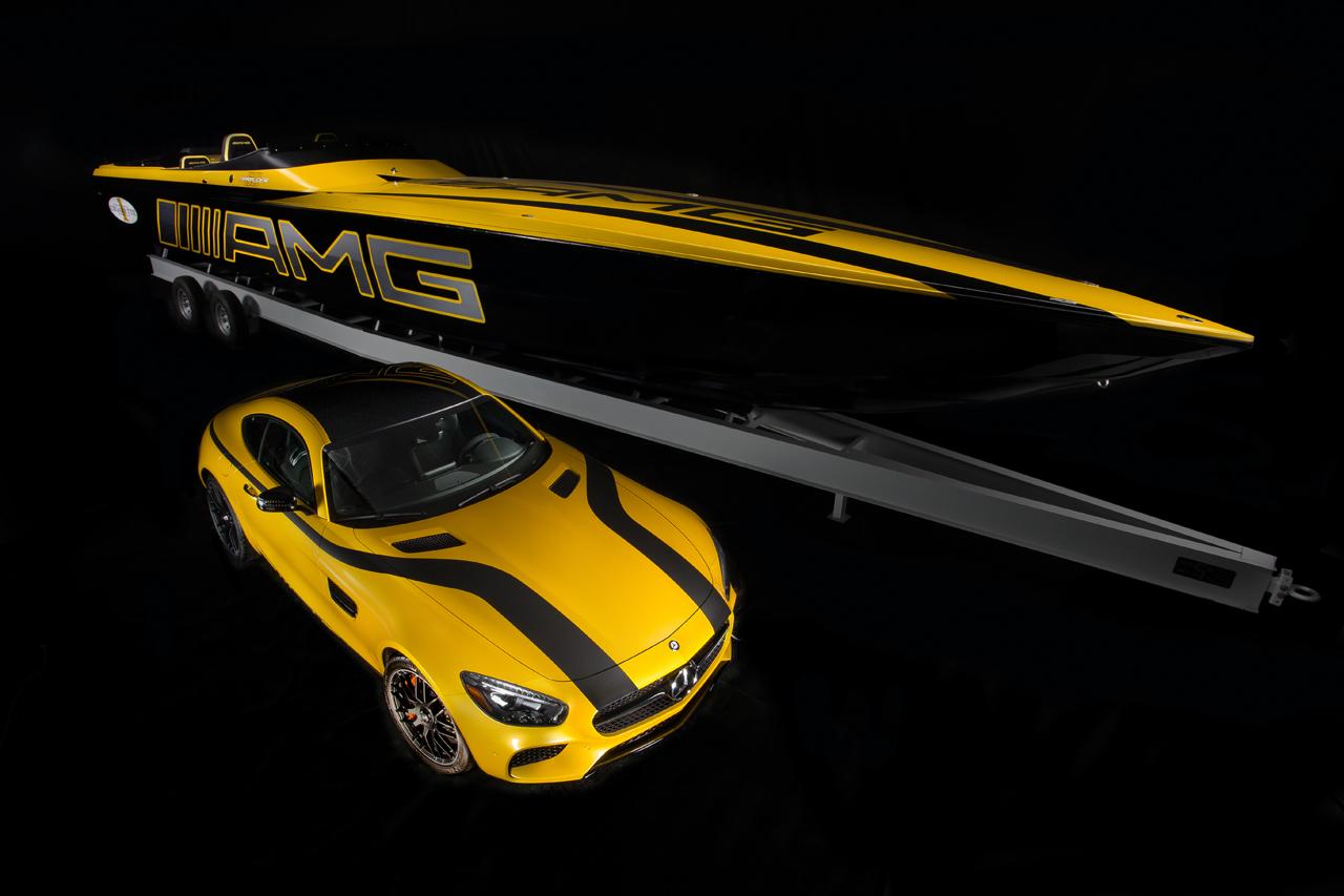 Foto de Cigarette Racing 50 Marauder GT S Concept (2/7)