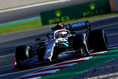 Hamilton Formula 1 2020