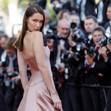 Bella Hadid impresiona en el cuarto día del Festival de Cannes 2018
