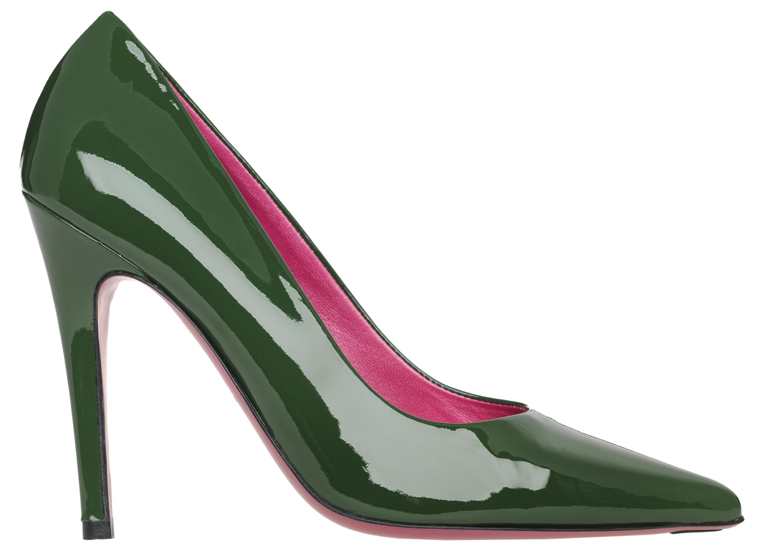 Foto de Los zapatos de Úrsula Mascaró nos auguran un invierno lleno de color (12/68)