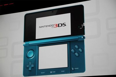 Nintendo 3DS, primer contacto [E3 2010]